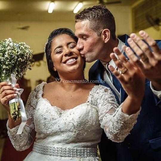 NOIVOS LUXO Maria e Pablo
