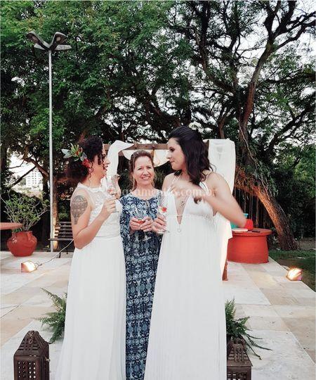 Cerimônia Renata e Michele