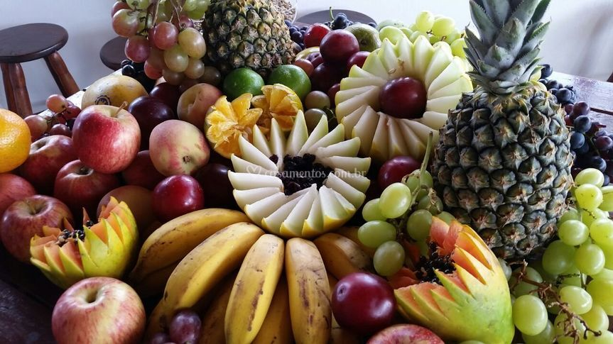 Mesa de Frutas Churrasco