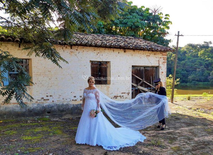 Assistência para Noiva
