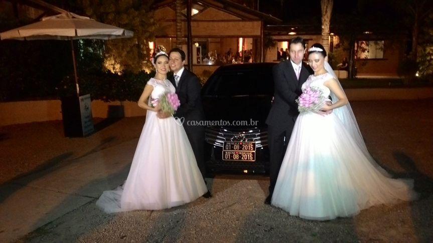 Casamento em dose dupla