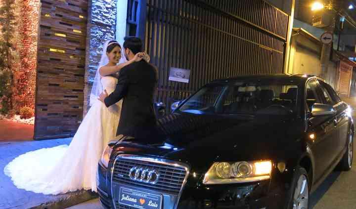 Carro para Casar