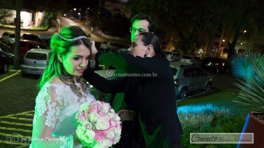 Casamento Evelise e Jerlian