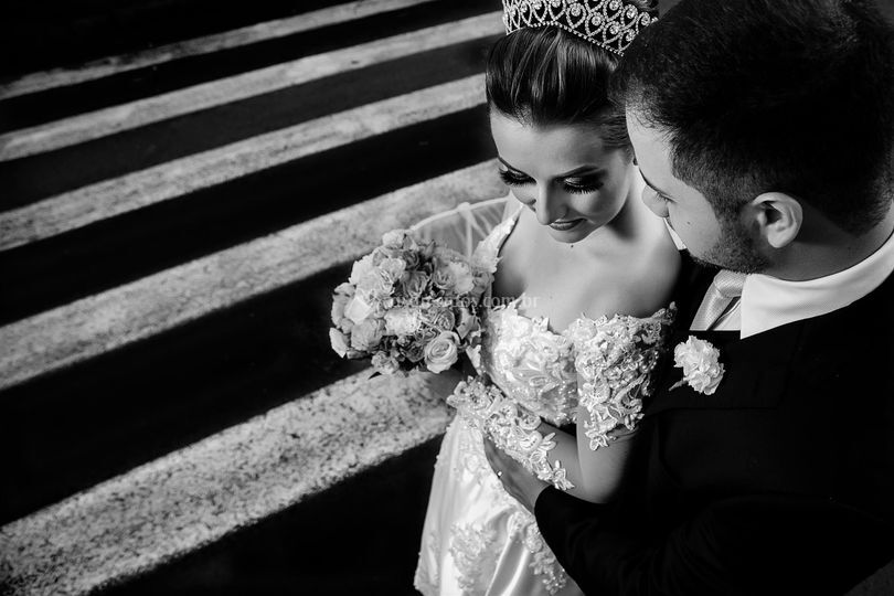 Ideia de foto de casamento