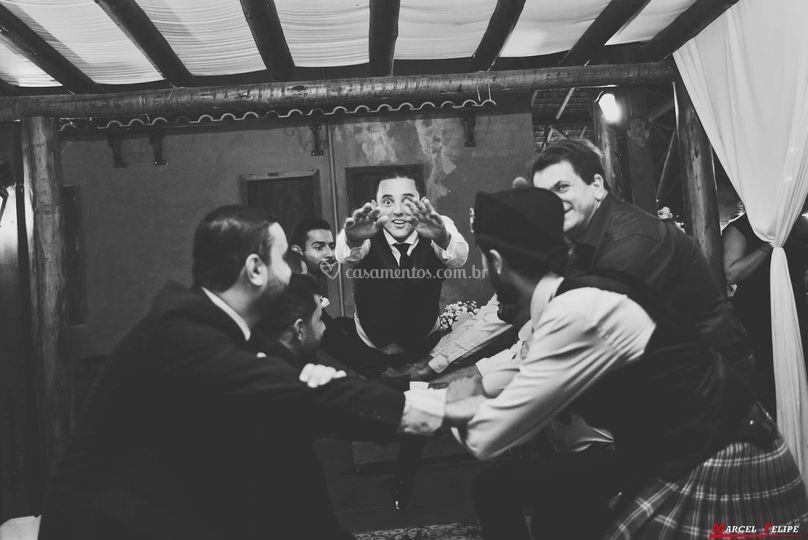 Casamento em Itaúna-MG