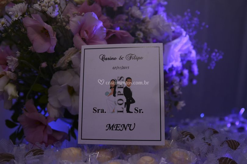 Casamento Carine&Filipe
