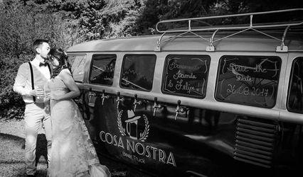 Cosa Nostra Beer Truck