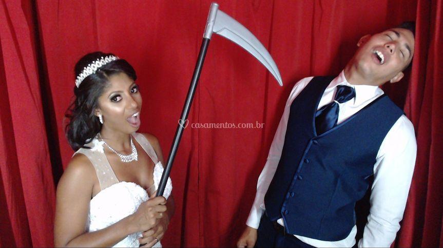 Casamento Gabriela & Jean