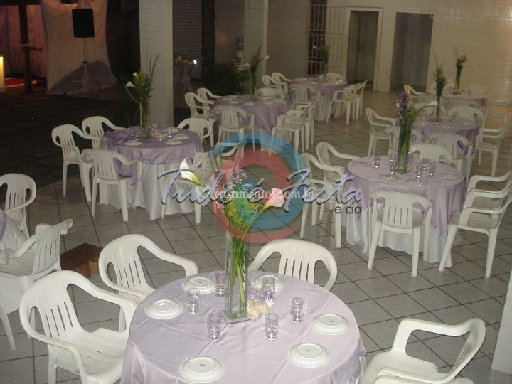 Casamento lilas