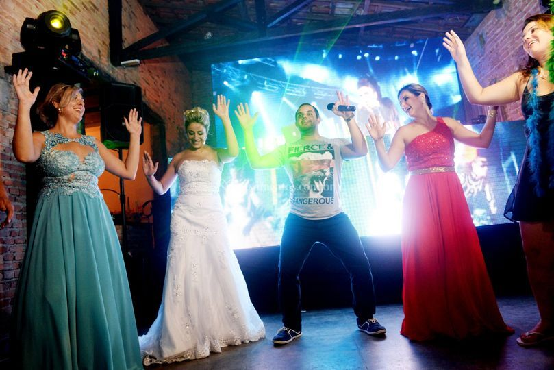 Volpe DeeJay DJ Casamento SP
