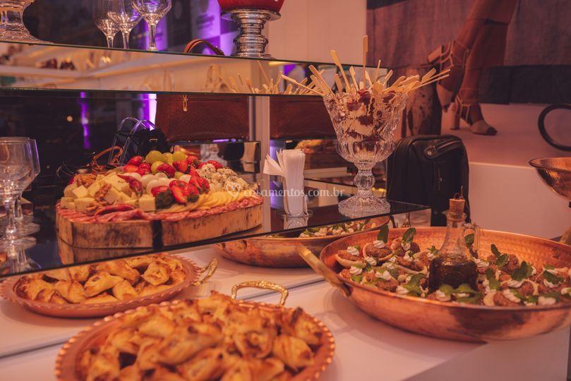Cozinha Brasileira Buffet