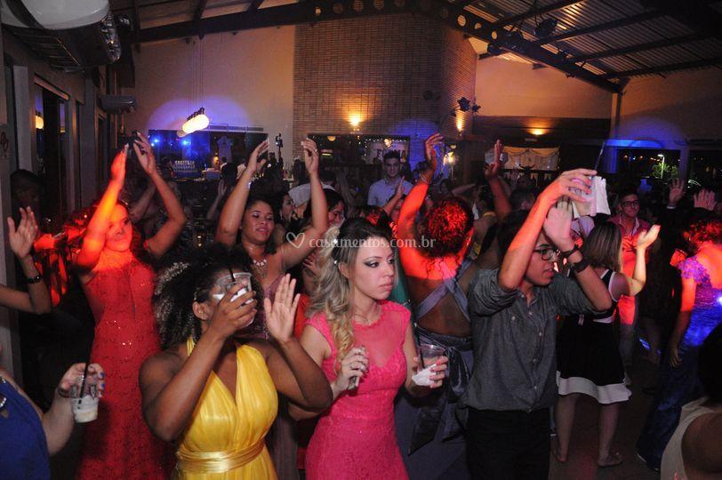 DJ's que sabem animar a festa