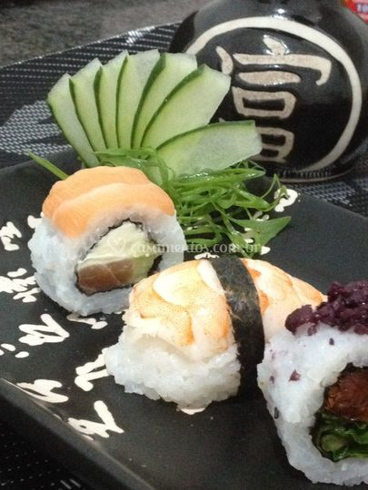 sushi soul de sushi soul buffet japon s foto 36. Black Bedroom Furniture Sets. Home Design Ideas