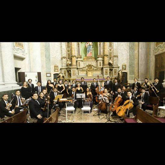 Orquestra e Coro Amoretto