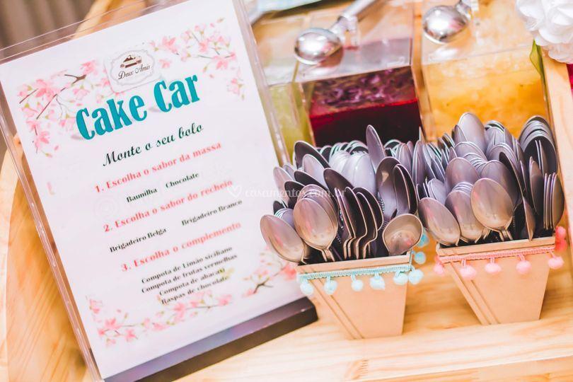 Cake Car - Lançamento!