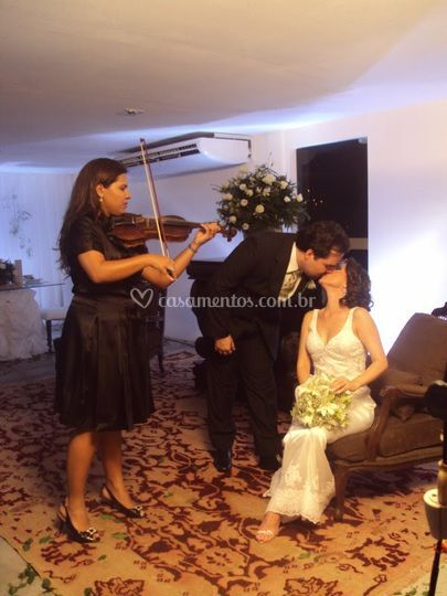 Violino romântico