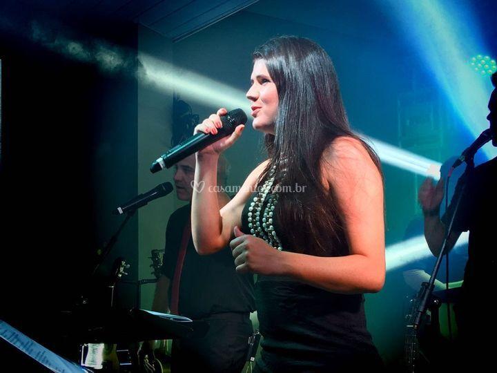 Anna Clara cantora