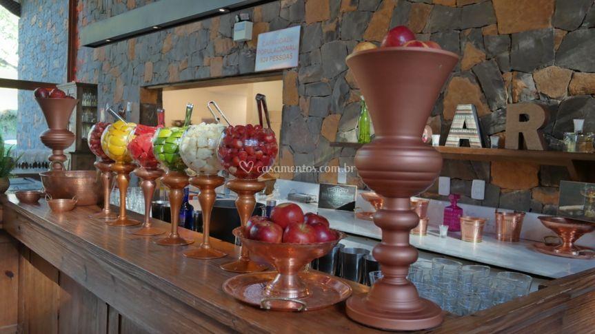 Bar salão