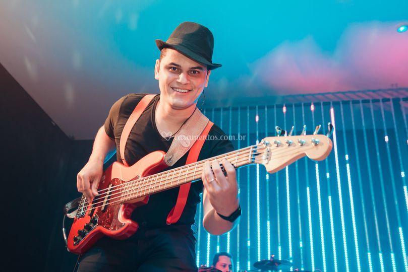 Mateuzinho no Fender top!