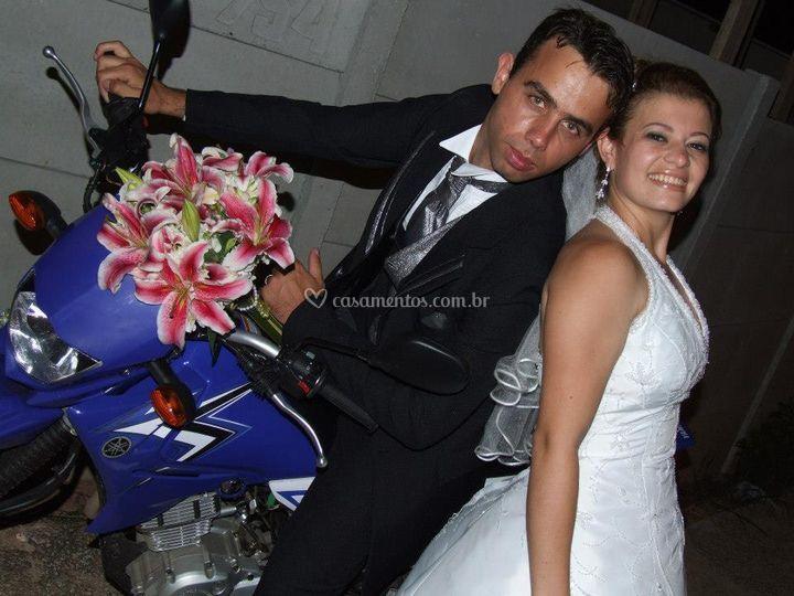 Junior e Natalia