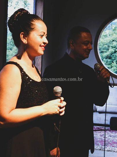 Formação com 2 cantores