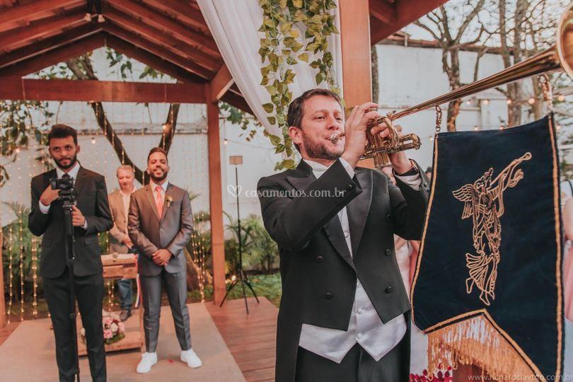 Clarinada da noiva