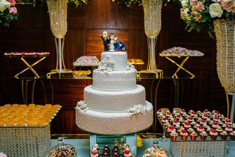 Casamento mesa principal