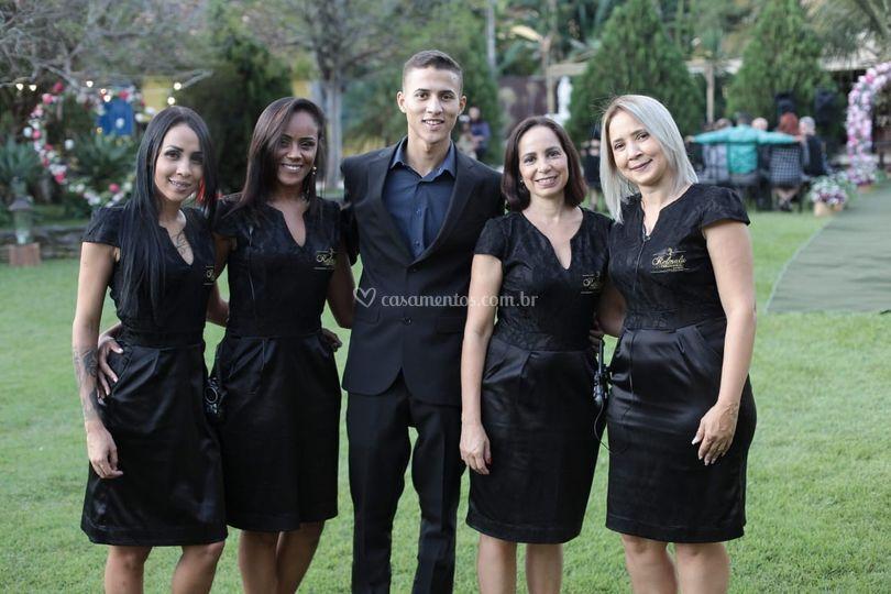 Equipe linda