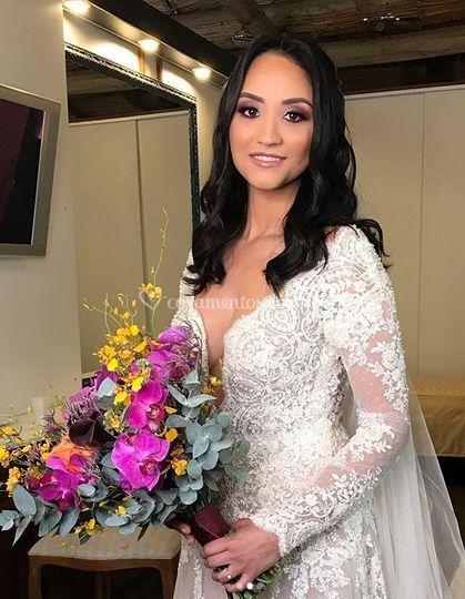 Noiva Thamires