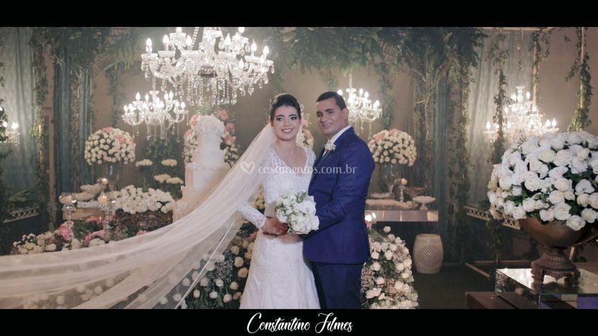 Casamento Thaisa e Thannys