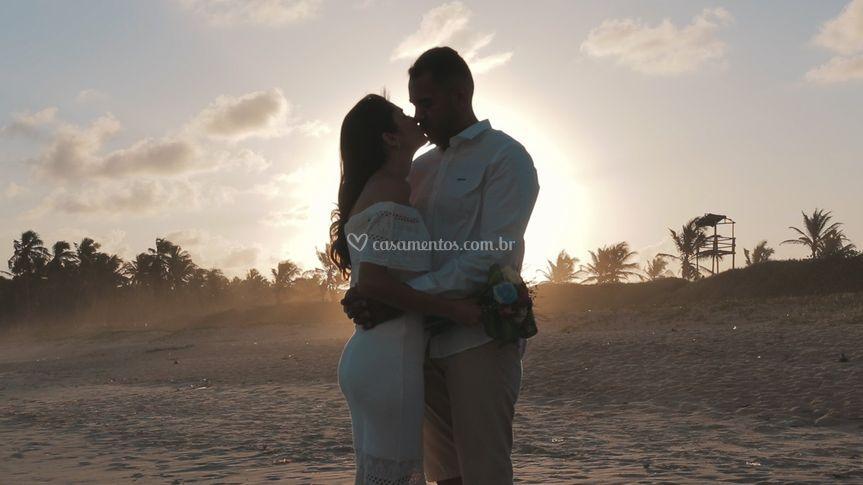 Pré-wedding Thainan e Junior