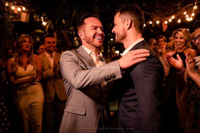 Casamento André e Camilo