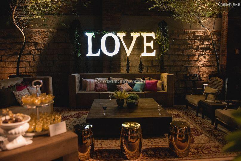 O amor tem que ser eternizado!
