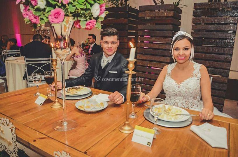 Casamento Alana & Mateus.