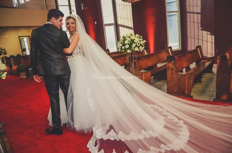 Casamento Alana & Matheus.