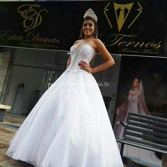 Érica Damas Noivas d7e46e1197b7