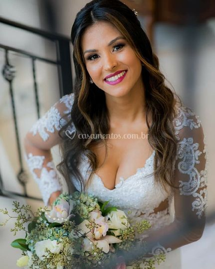 Noiva Ana Cláudia Tomadon