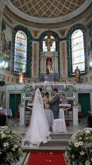 Casamento Ig. São Sebastião