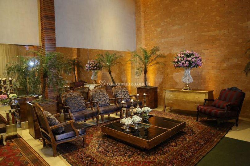 Lounges integrados