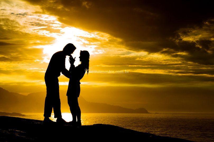 Pré casamento - Praia