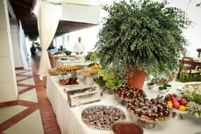 Buffet Leila Malouf