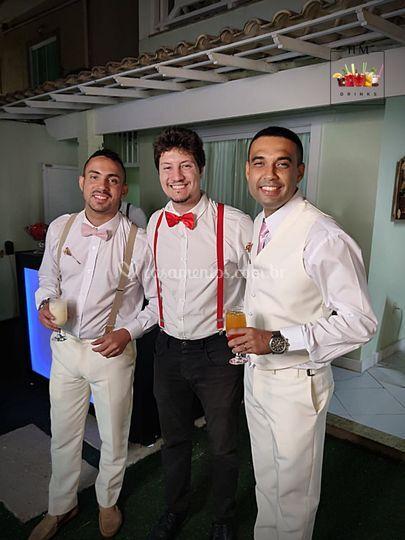 Arnaldo e Rodrigo - HM Drinks