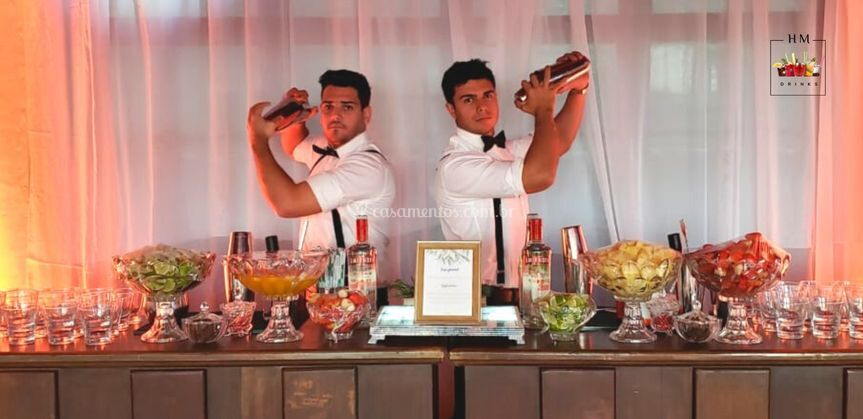 HM Drinks - Bartender