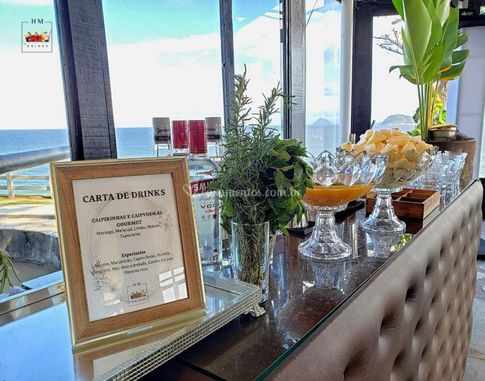 HM Drinks - Bar