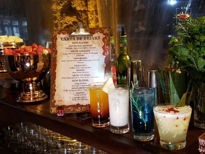 Maria Eduarda - HM Drinks