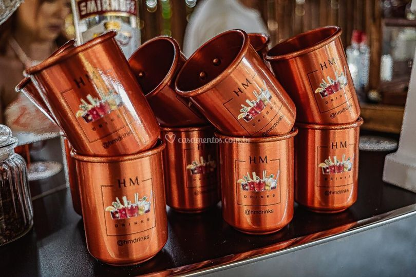 Moscow Mule - HM Drinks