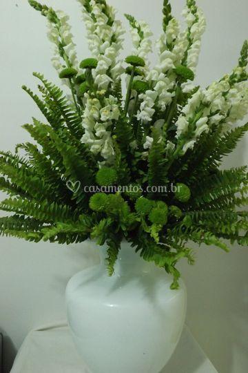 Decoração arranjo floral