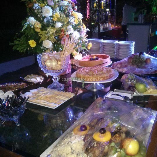 Frios e Pastas e Antepastos