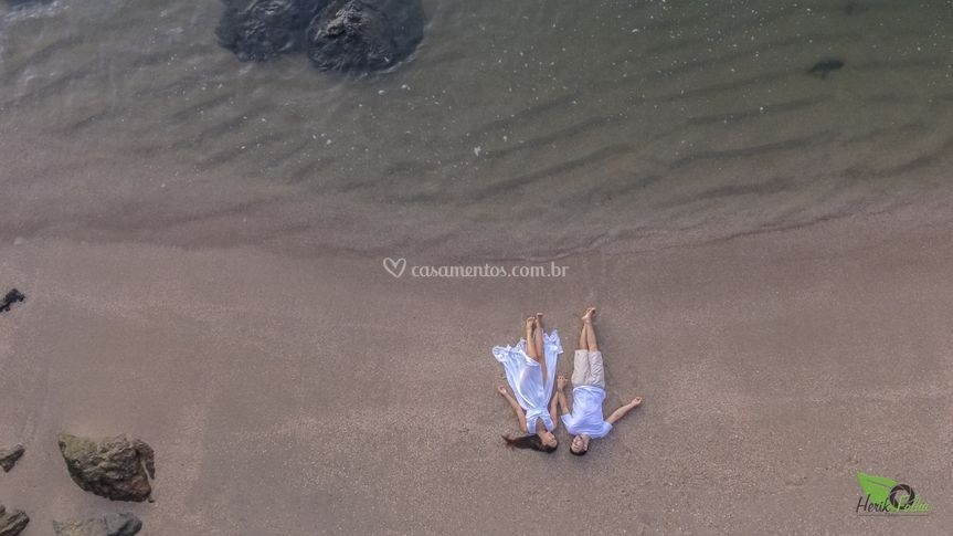 Pre Wedding - Drone - Guaruja