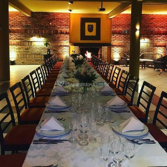 Restaurante (mesa imperial)
